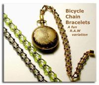 Bicycle Chain Bracelet