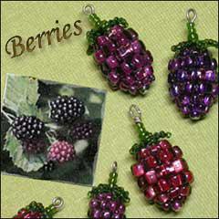 Yummy 3-D Berries