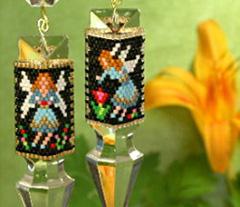 Garden Fairies Crystal Drops