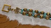 Tut's Tomb Treasure Bracelet