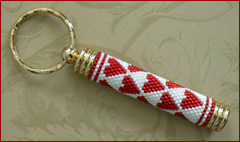 The Key To My Heart Key chain