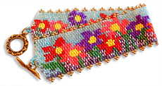 Tracey's Garden Bracelet