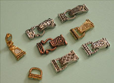 Fold-over Clasps