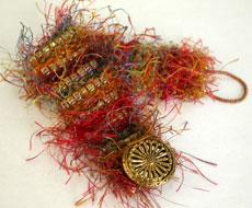 Mindi, A Beads & Fibers Project
