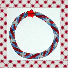 Stars-N-Stripes Bracelet