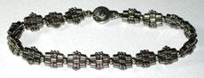 Cobblestone Links Bracelet