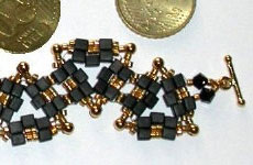Triangle Elements Bracelet