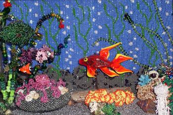 Beaded Aquarium