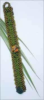 Chevron Seeds Bracelet
