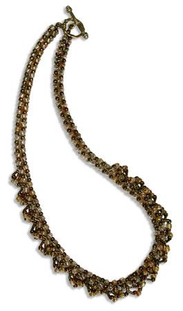 Elegant Chunk Necklace