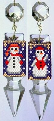 Snowmen Crystal Drops