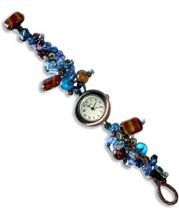 Macrame Watch Band