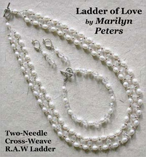 Ladder of Love (Necklace, Bracelet, Earrings)