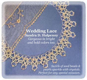 Wedding Lace Necklace