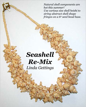 Seashell Re-Mix Necklace