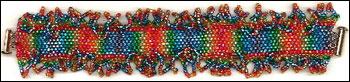 Ogallala Butterfly Ruffles Bracelet