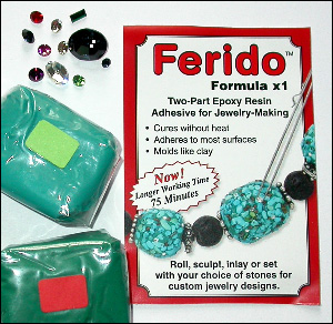 Ferido - No Kiln or oven required!