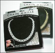 The Jewelry Workshop: Chain Maille Kits