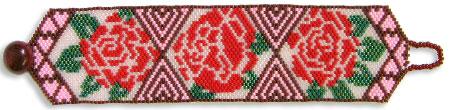 Summer Roses Bracelet