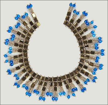 Tila Bead Necklace