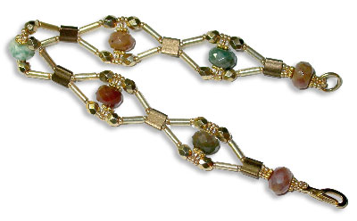 Jasper Links Bracelet