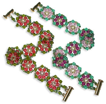 Tanti Fiori Many Flowers Bracelet