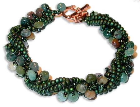 Herringbone Twist Bracelet