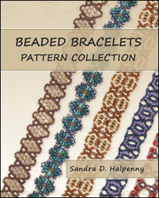 Beaded Bracelets Pattern Collection Book