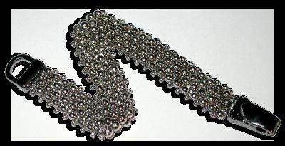 Metal Mesh Bracelet for Him or Her
