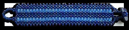 Bella Blue Bracelet