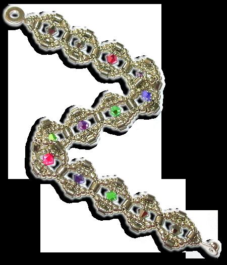Mother's or Grandmother's Bracelet