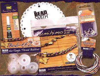 This Kumihimo starter kit