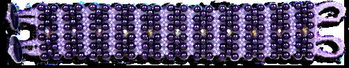 Luscious Lilac R.A.W Bracelet