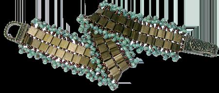 Tila Bead Bracelet #2