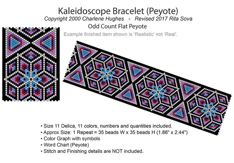 Beaded Crochet Rope Patterns Sova Enterprises