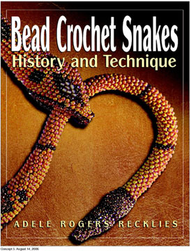 Bead crochet snakes history and technique sova enterprises this book is a gold mine for beaders scholars and antique collectors it is the only book to offer an extended illustrated history of bead crochet snakes fandeluxe Image collections