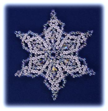snowflake 41 ornament sova enterprises
