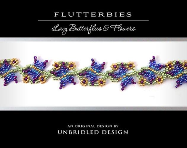 Flutterbies Butterfly Chain, Sova Enterprises