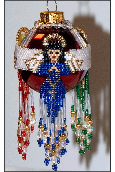 3 Angels Ornament Cover, Sova Enterprises