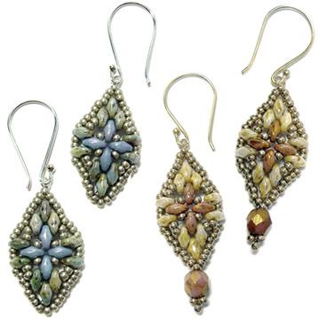 Duo Designs Earrings E Book Sova Enterprises