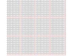graph paper size