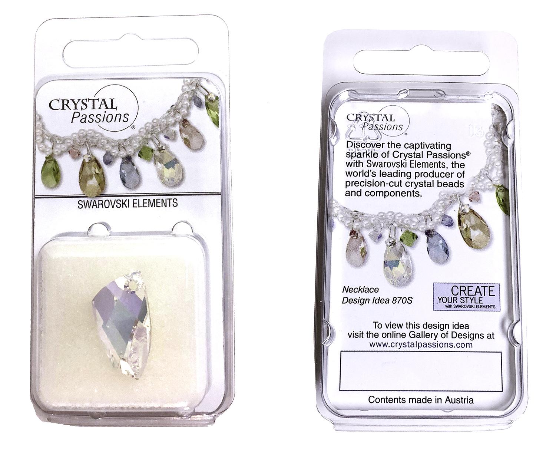 d8c1ea49e2a6 Crystal Passions Swarovski Elements Pendant