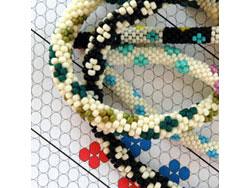 Bead Crochet Ropes Patterns Graphing Judith Bertogllo Giffin Sova