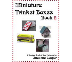 MINIATURE TRINKET BOXES - E-BOOK 2