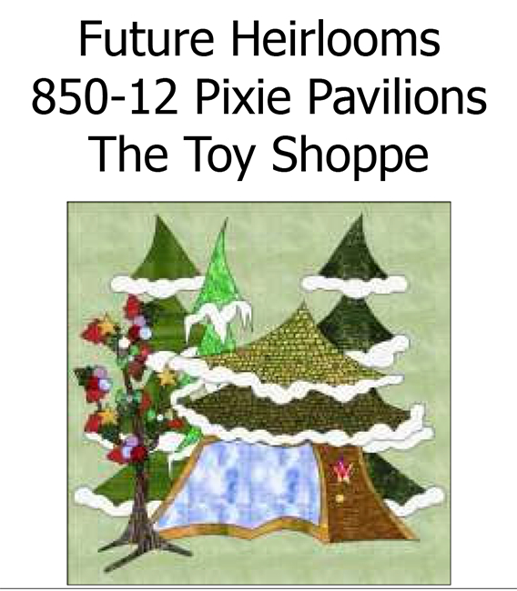850-12 The Toy Shoppe