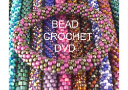 CROCHETED BRACELETS DVD
