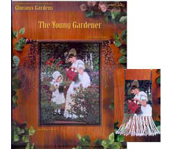 Glorious Gardens-The Young Gardener