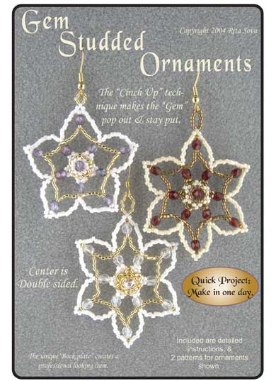 Gem Studded Ornaments Booklet