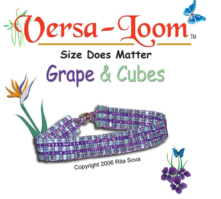 Grape & Cubes (Versa-Loom)