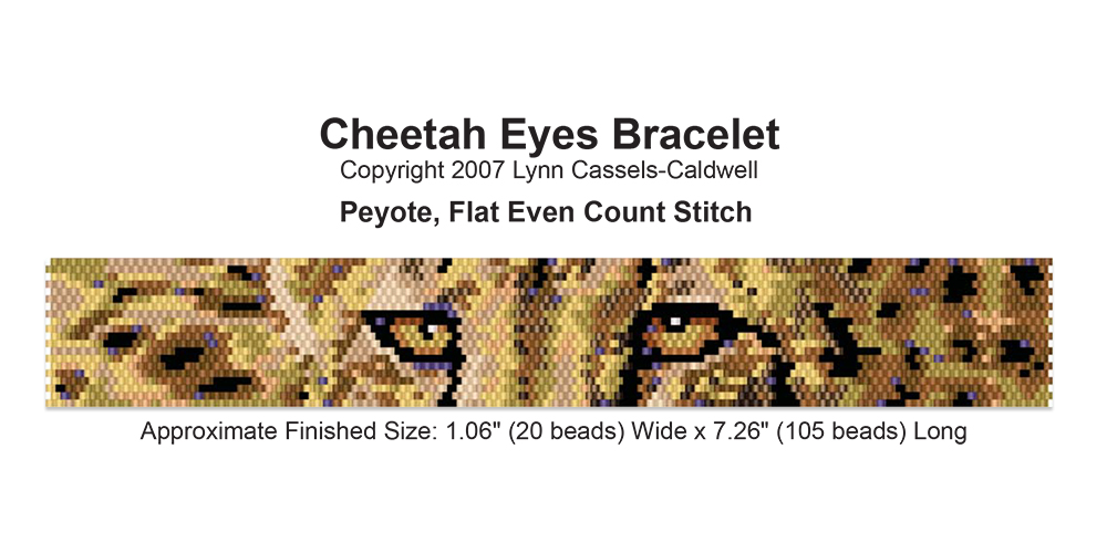 Cheetah Eyes Bracelet